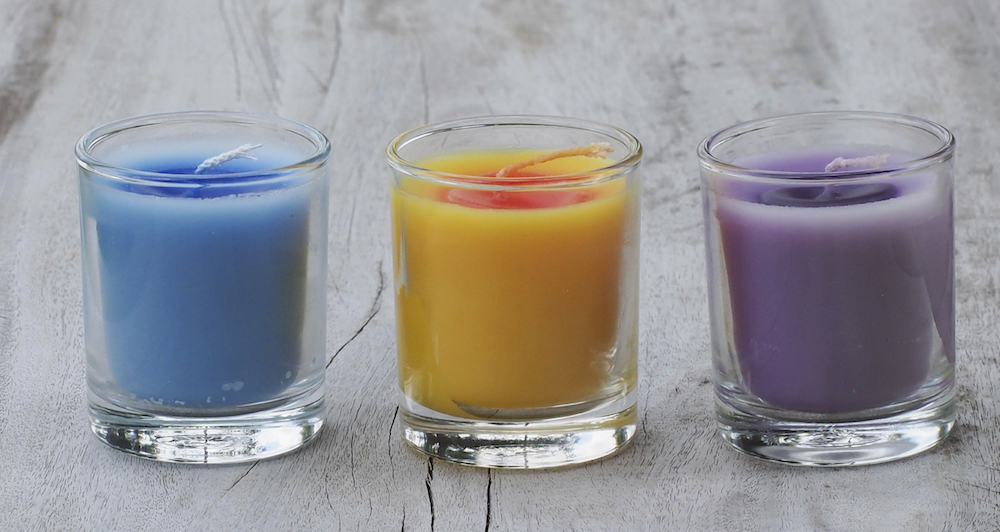 The benefits of burning candles