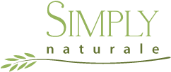 simply naturale logo natural body and hair care organic facial care